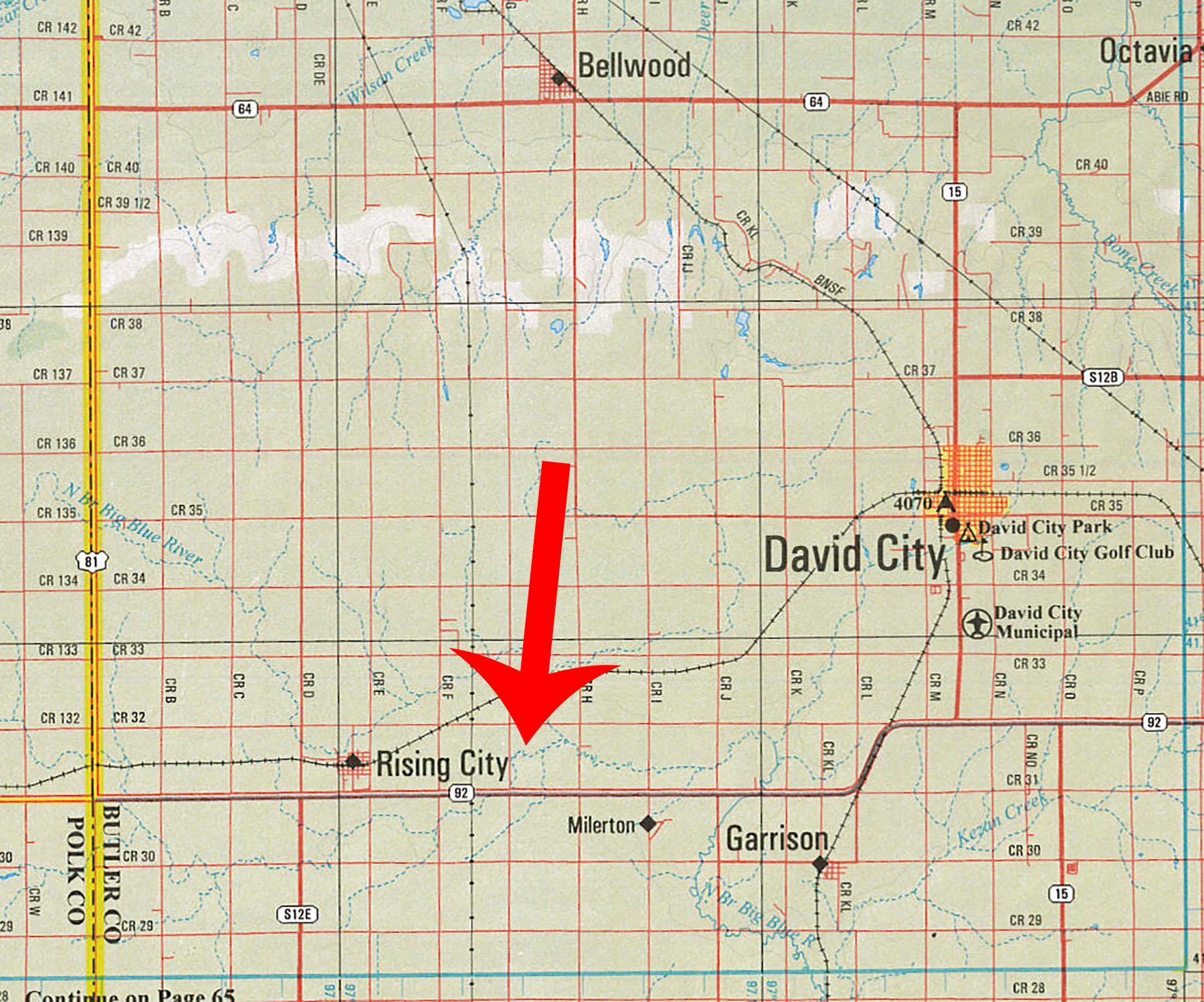 Location Map 5-BIR62