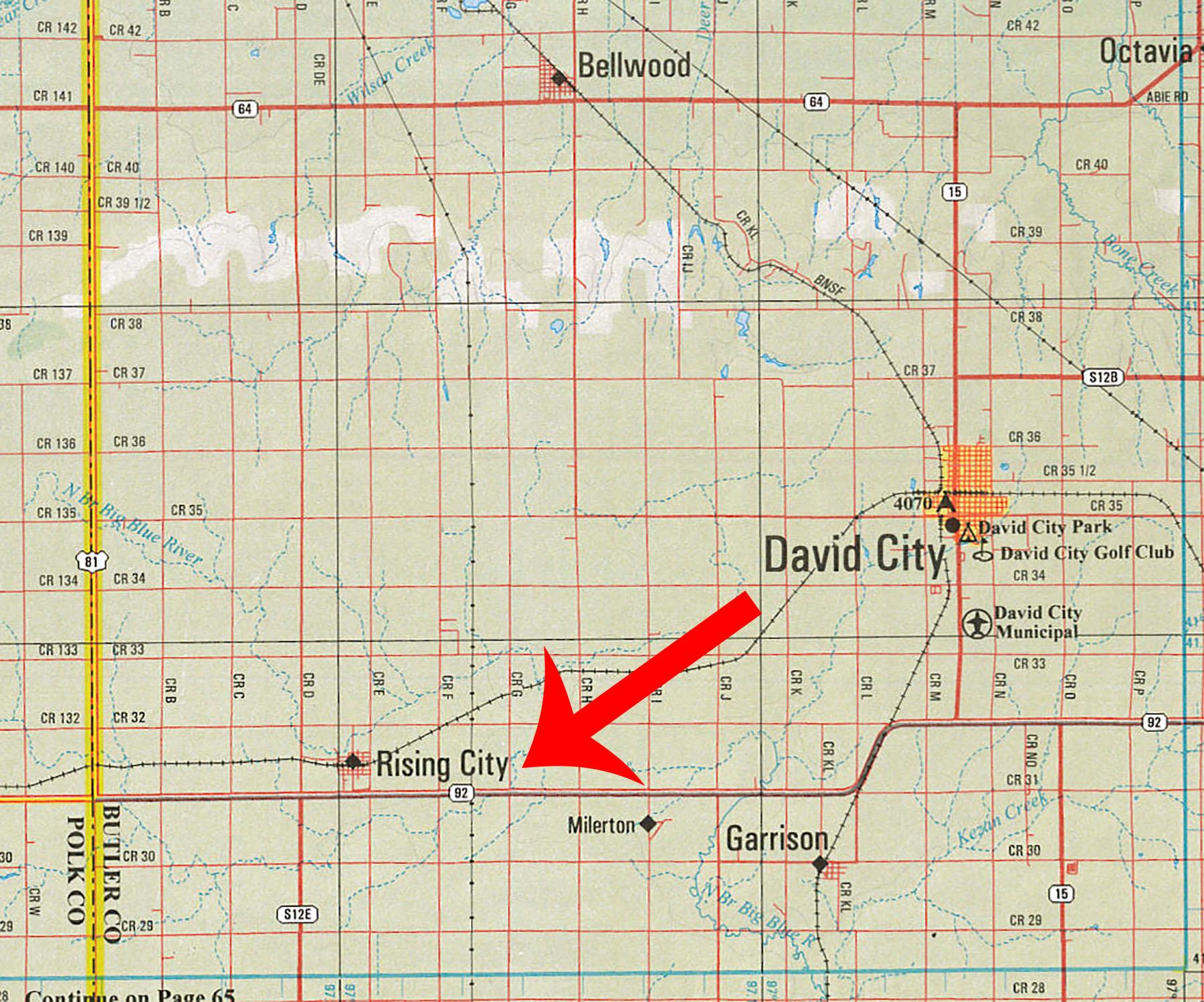 Location Map 6-BIR62