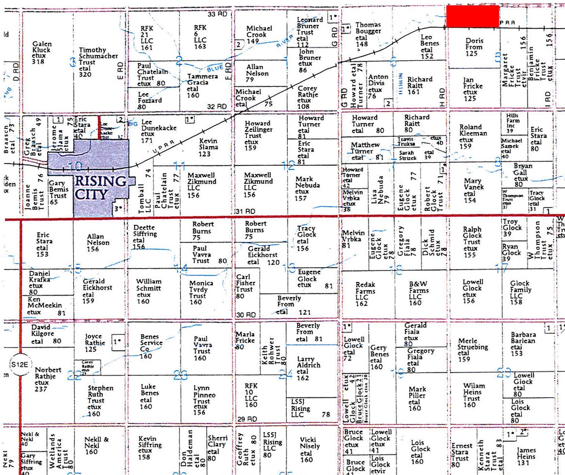 Plat Map 1-BIR62