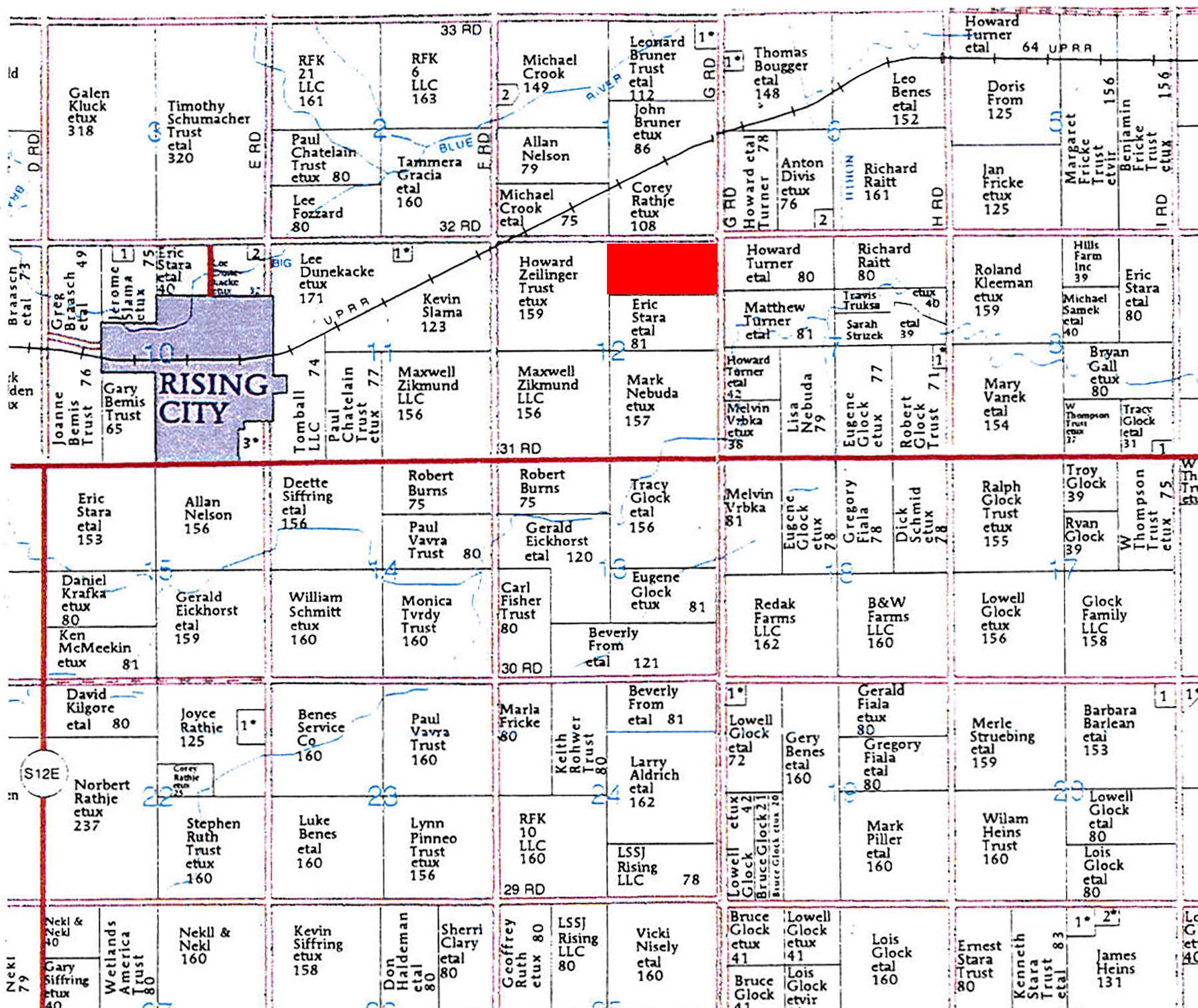 Plat Map 3-BIR62