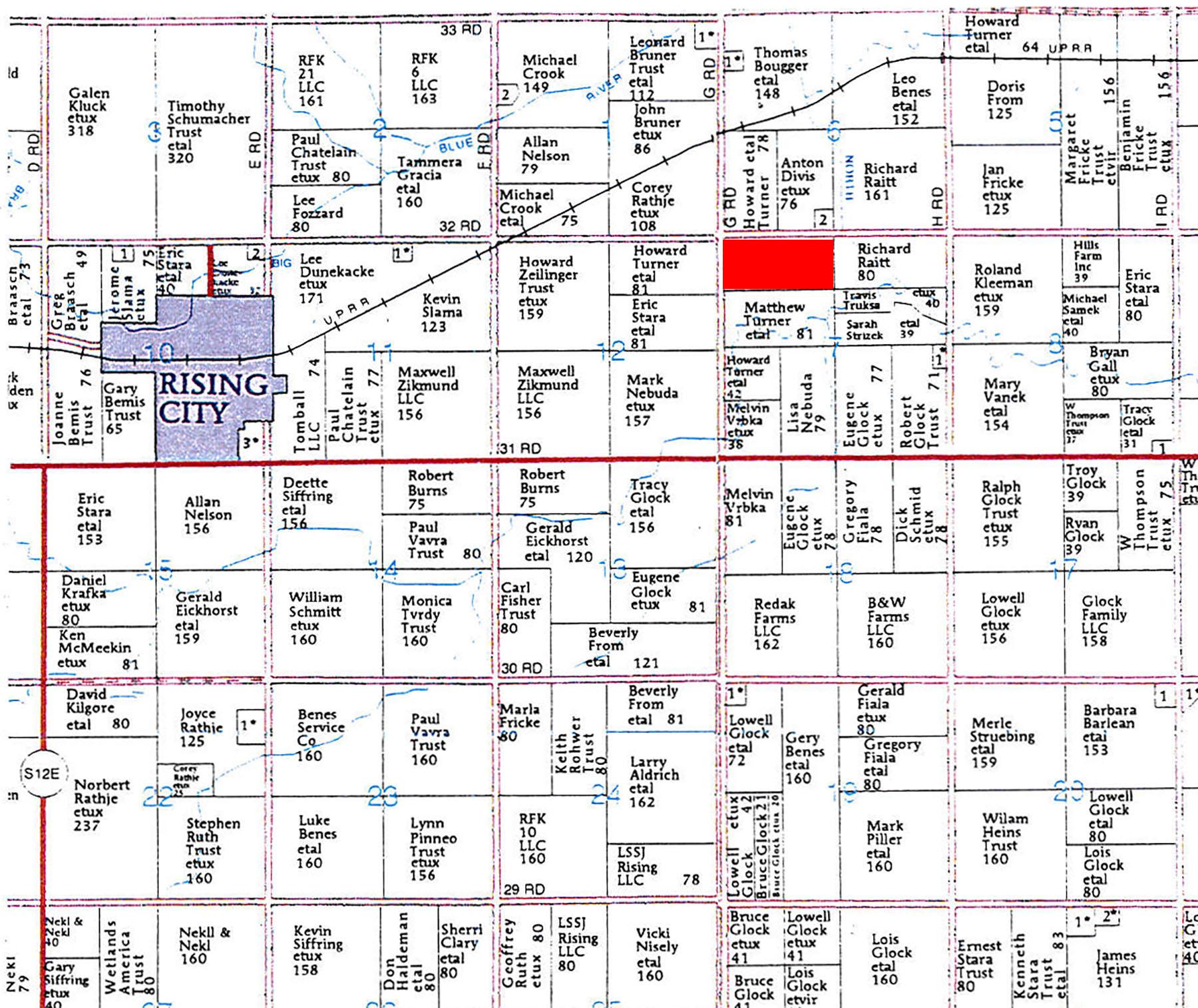 Plat Map 4-BIR62
