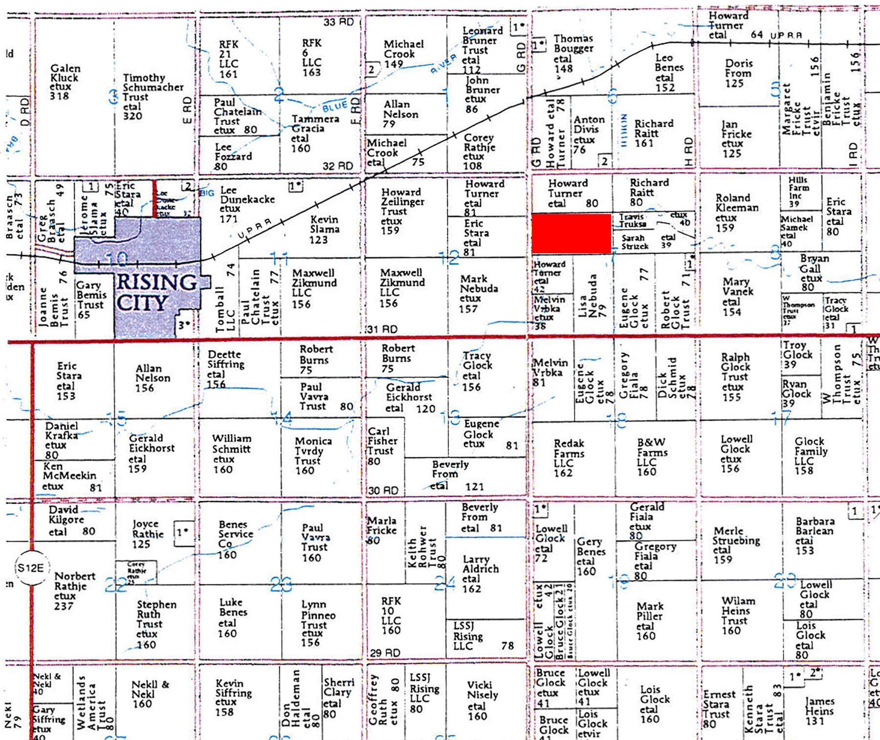 Plat Map 5-BIR62
