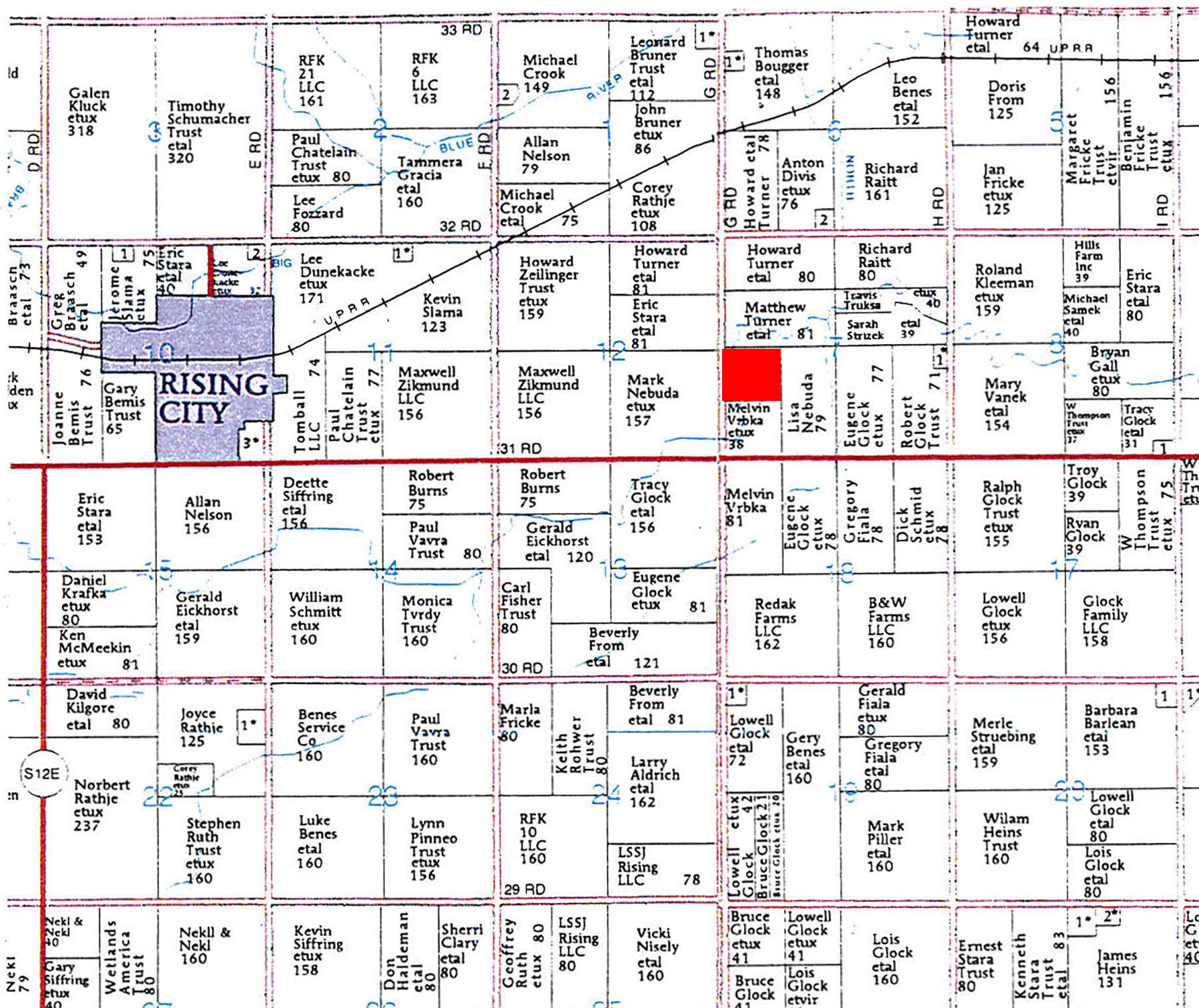 Plat Map 6-BIR62