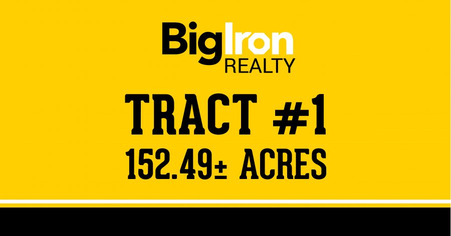 Land Auction 312.49+/- Acres Nance County, Nebraska selling in 2 tracts