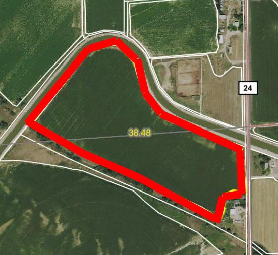 Aerial Map 2-BIR61