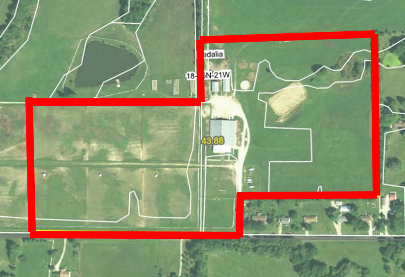 Aerial Map BIR1026