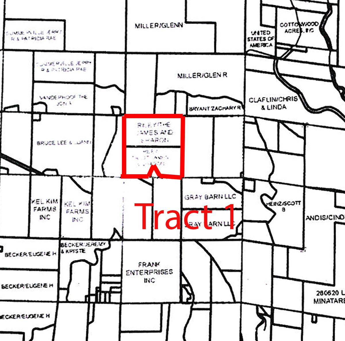 Plat Map 1-BIR61