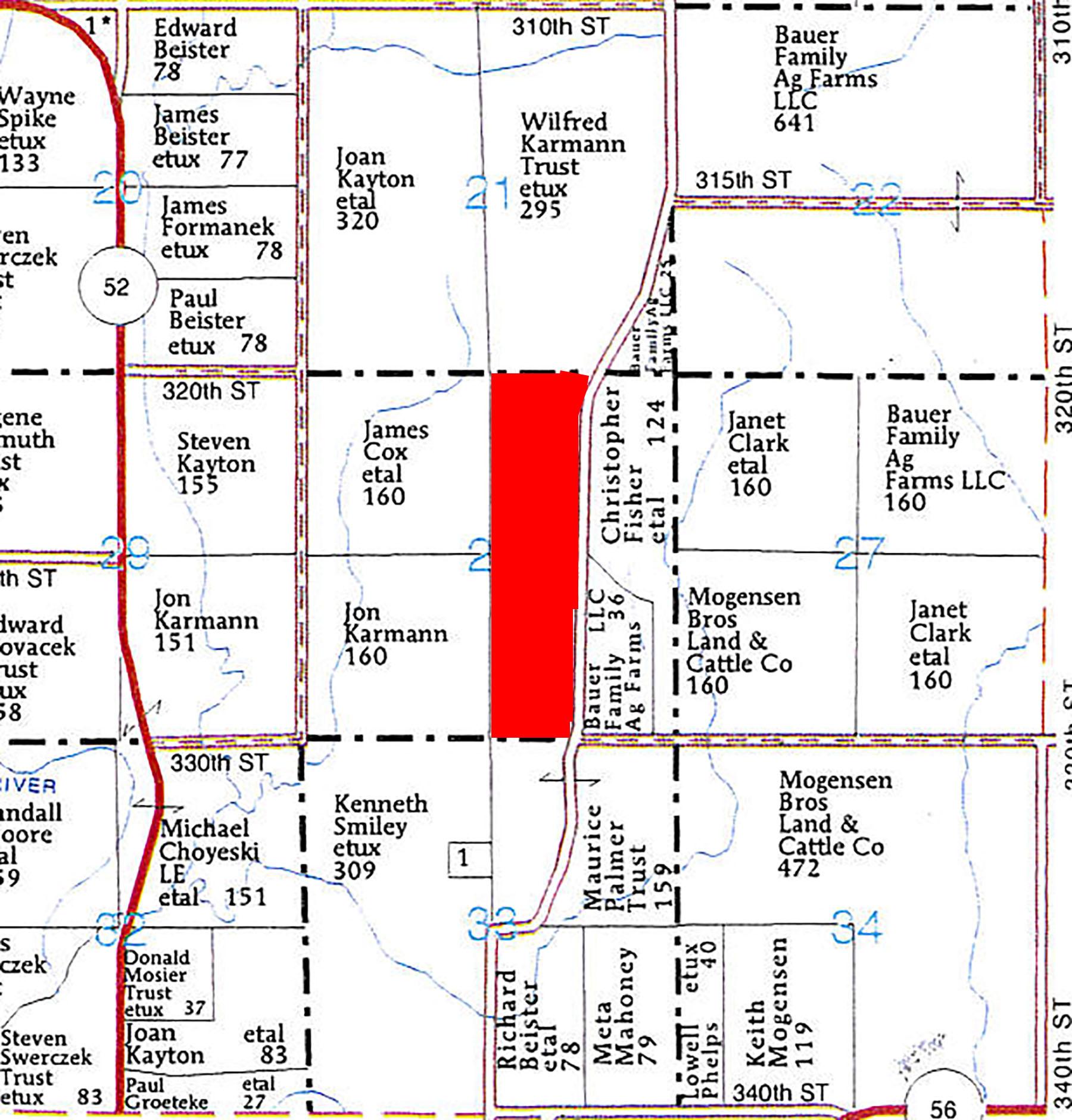 Plat Map 1-BIR64