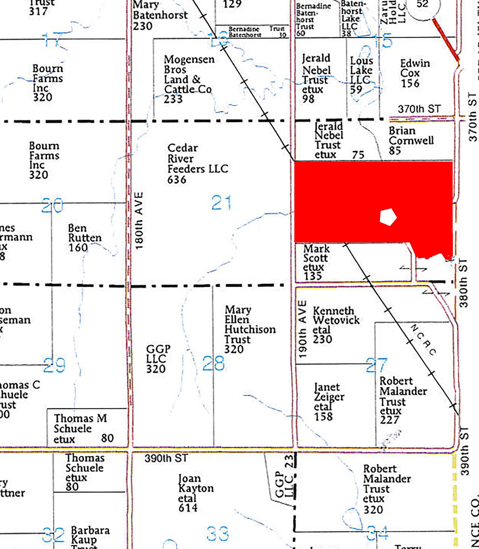 Plat Map 2-BIR64