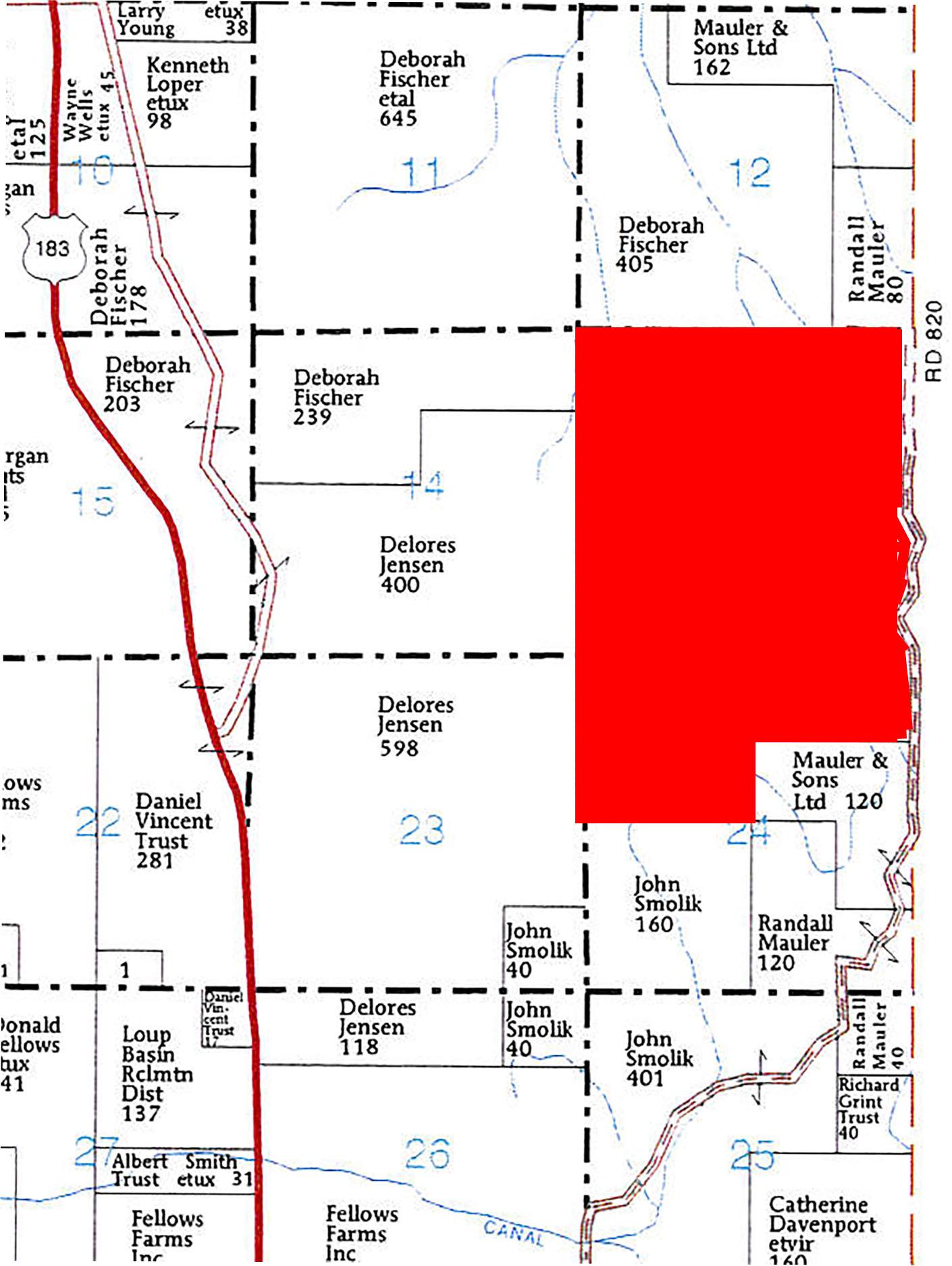 Plat Map-BIR63