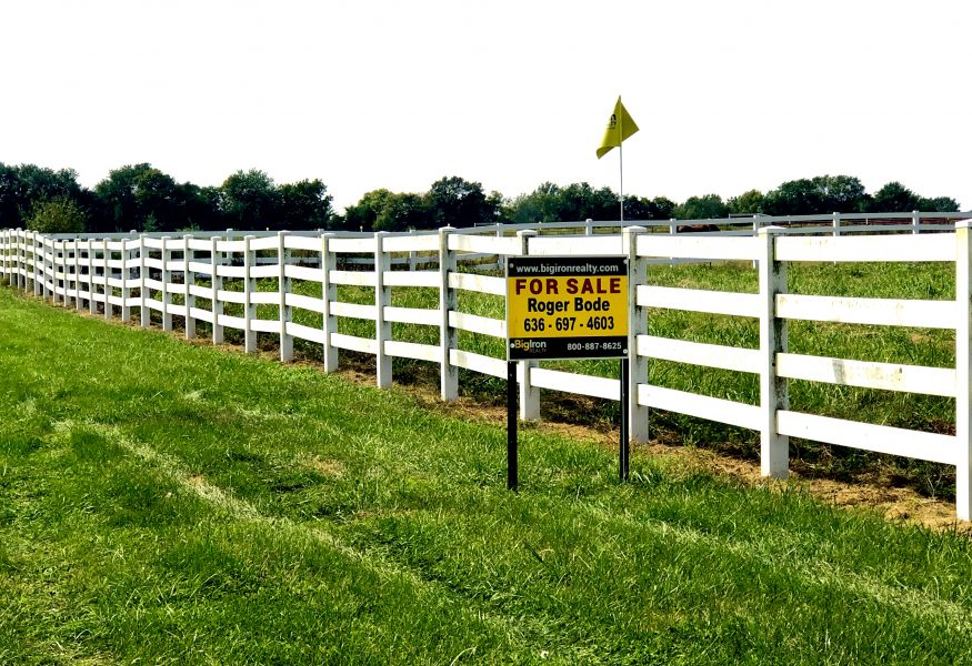 44+/- Acres Pettis County, Missouri, formerly Fischer Stables