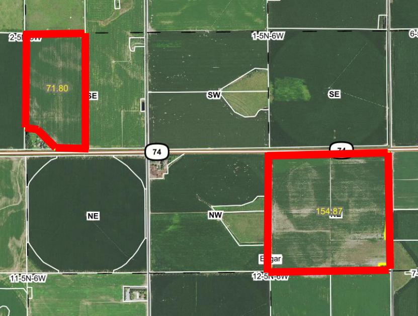 Aerial Map BIR-1037