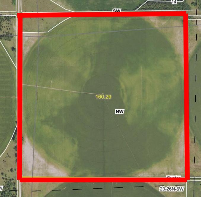 Aerial Map BIR1033