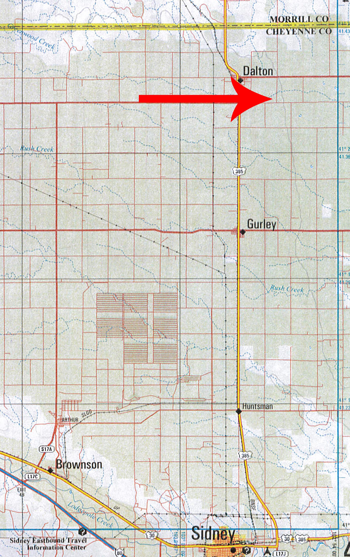 Location Map BIR-1034