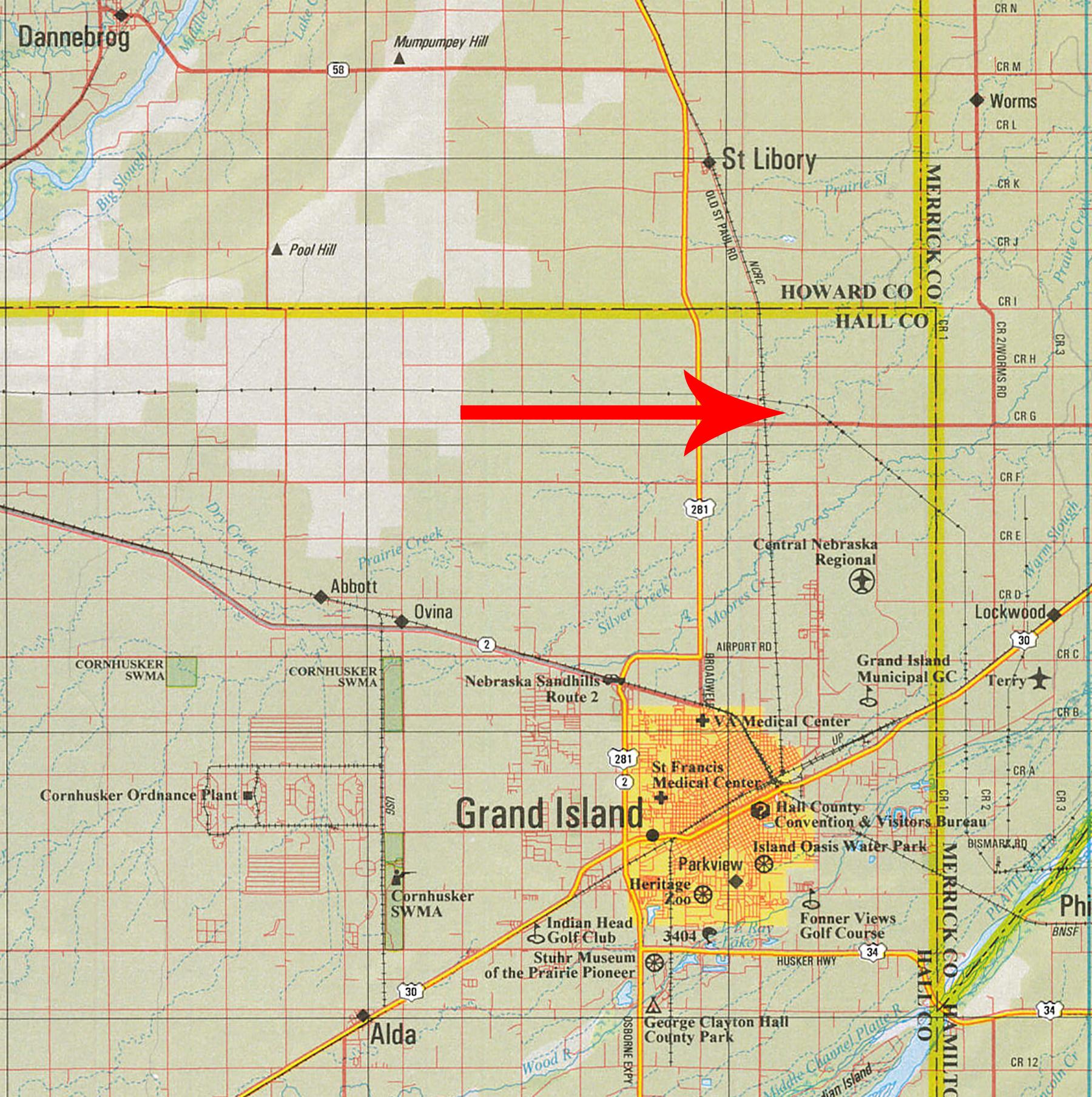 Location Map-BIR66