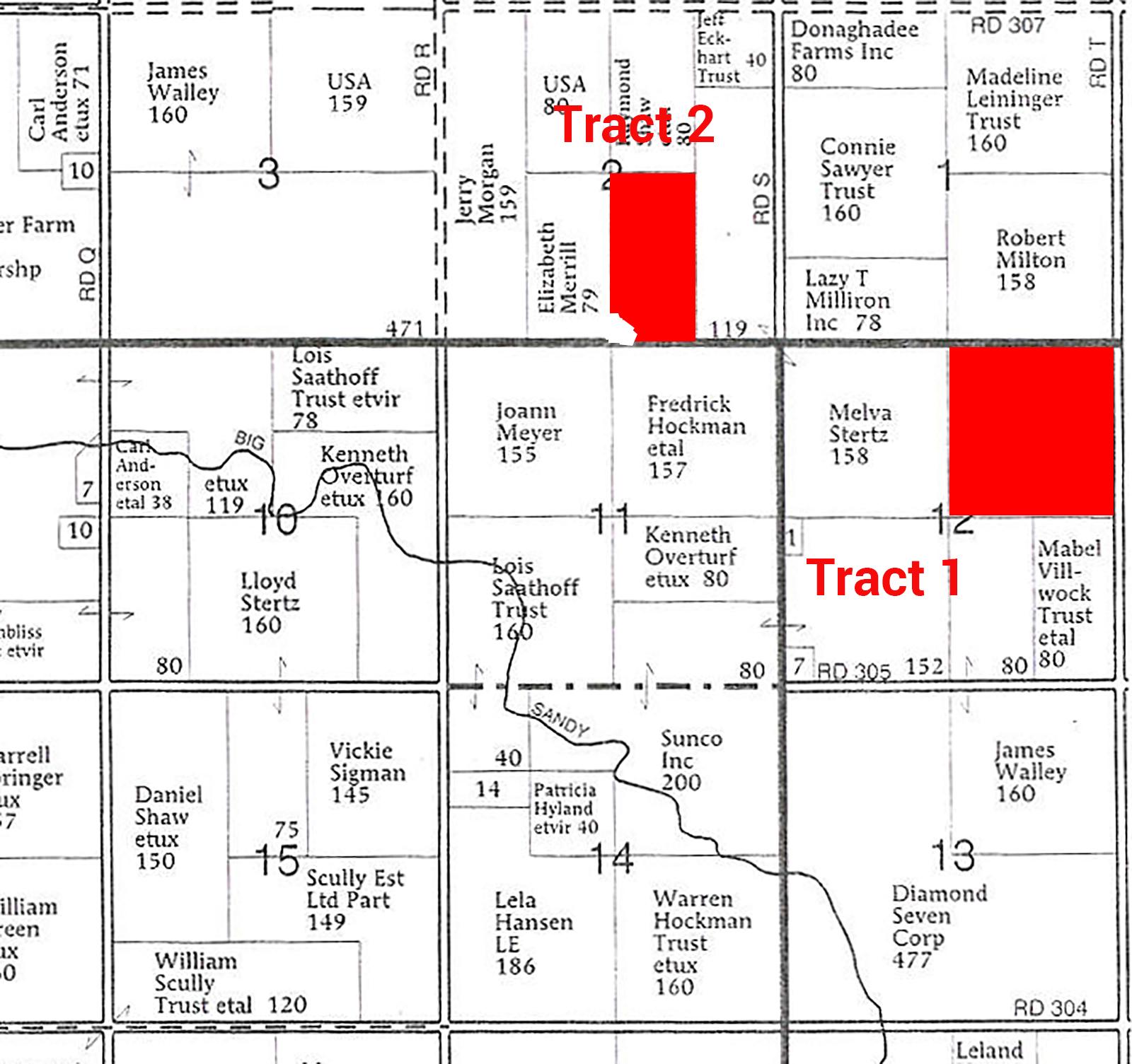 Plat Map BIR-1037