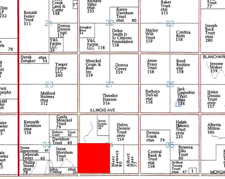 Plat Map BIR-55