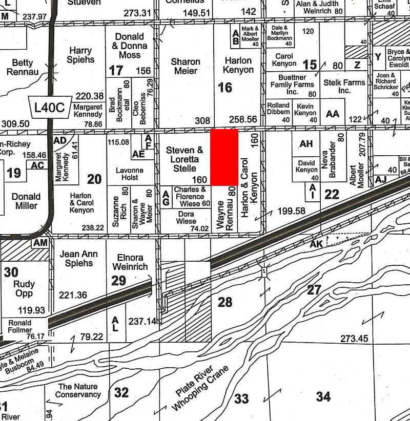 Plat Map BIR-71