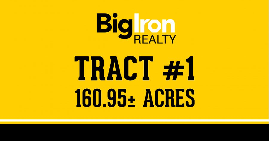 235.14+/- Acres Clay County, Nebraska selling in 2 Tracts