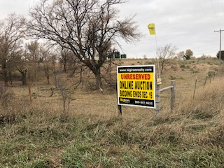 Land Auction 234.30+/- Acres Ellis County, Kansas