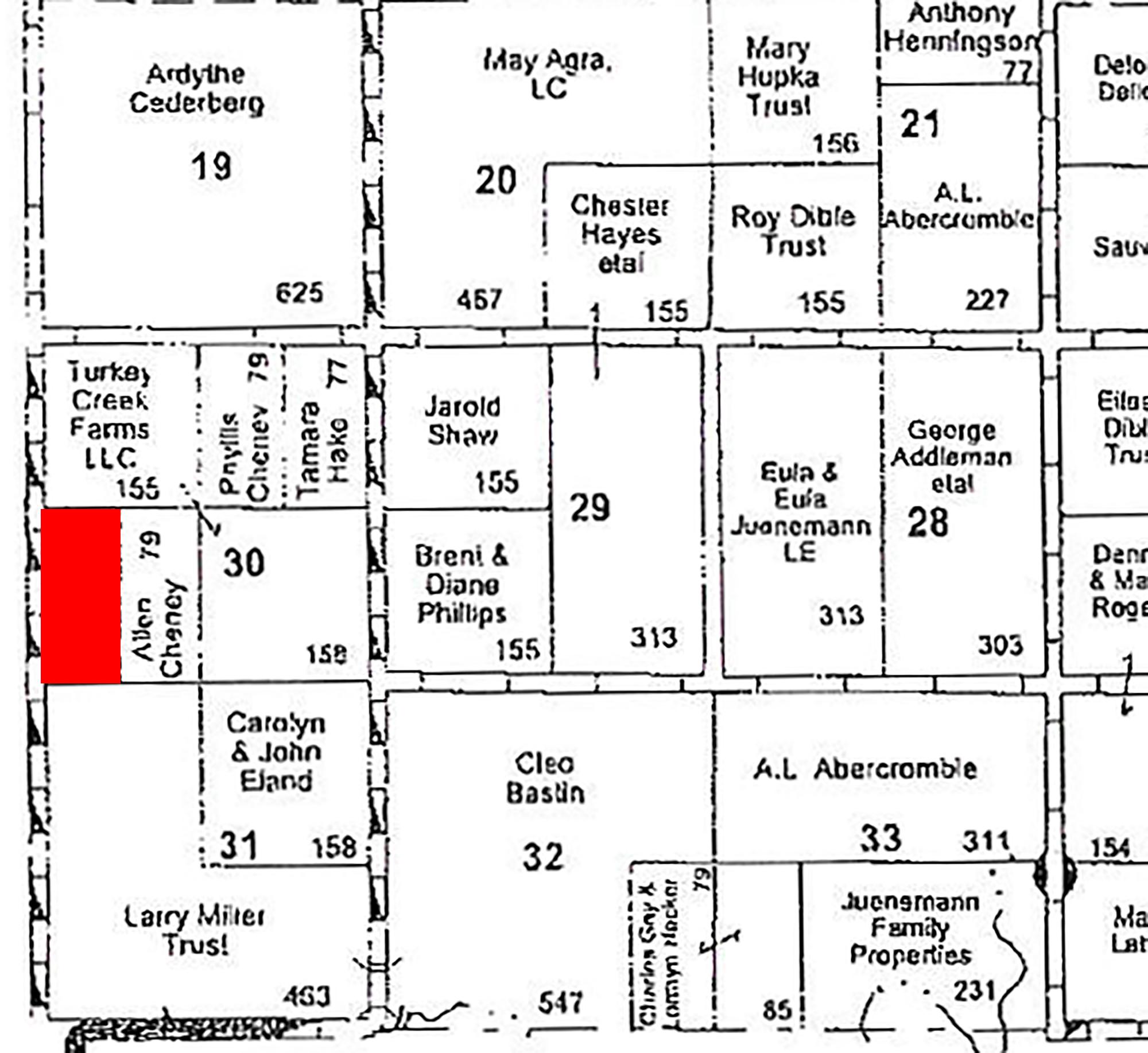 Plat Map 1BIR-73