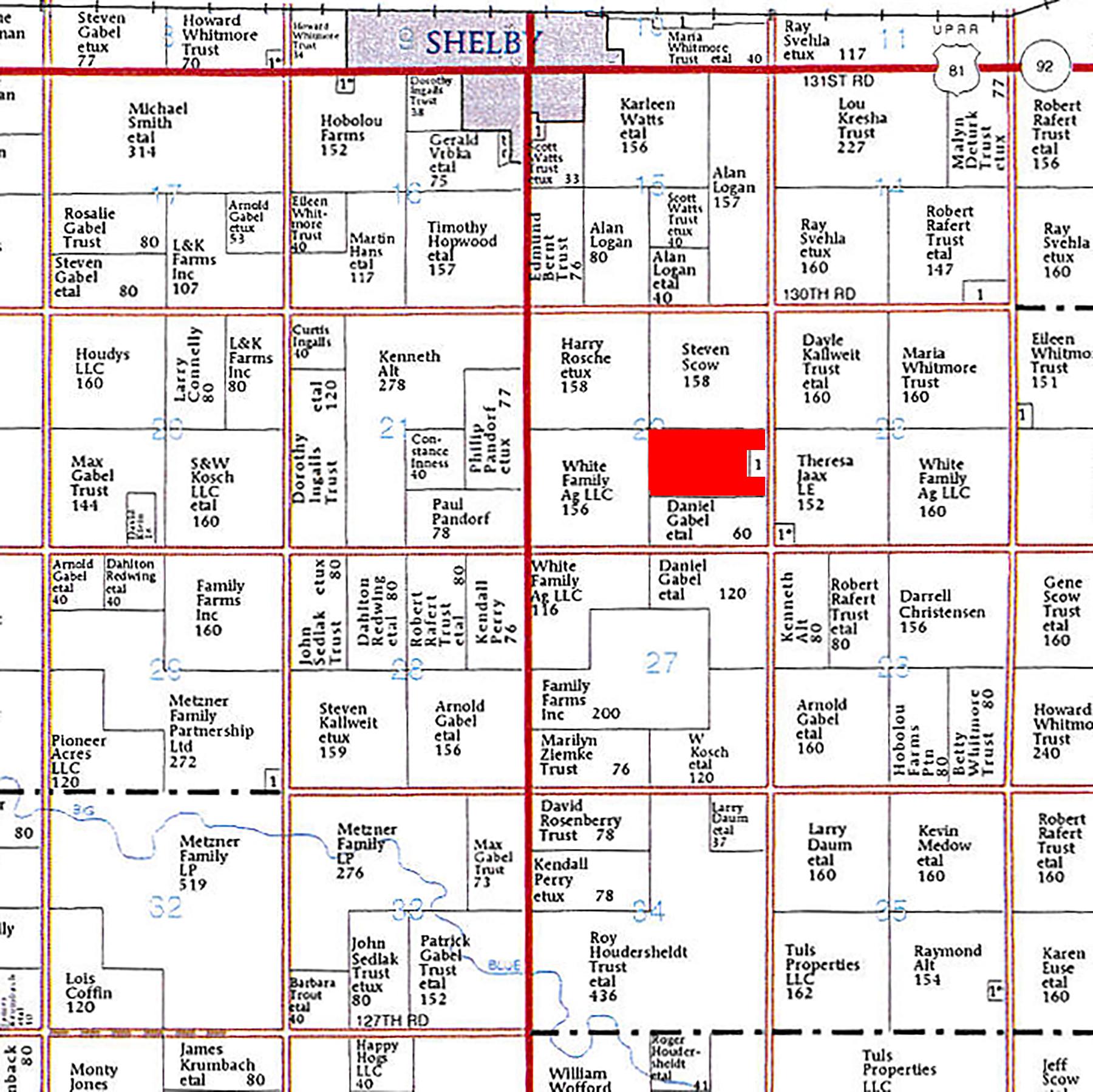 Plat Map BIR-75