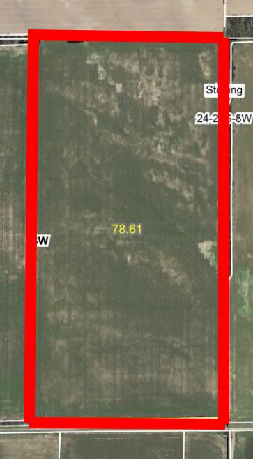 Aerial Map 4-BIR81