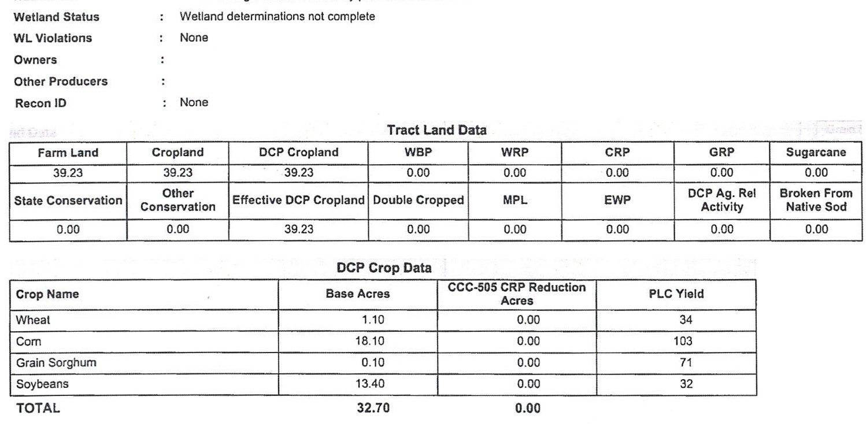 Crop Info 2-BIR78
