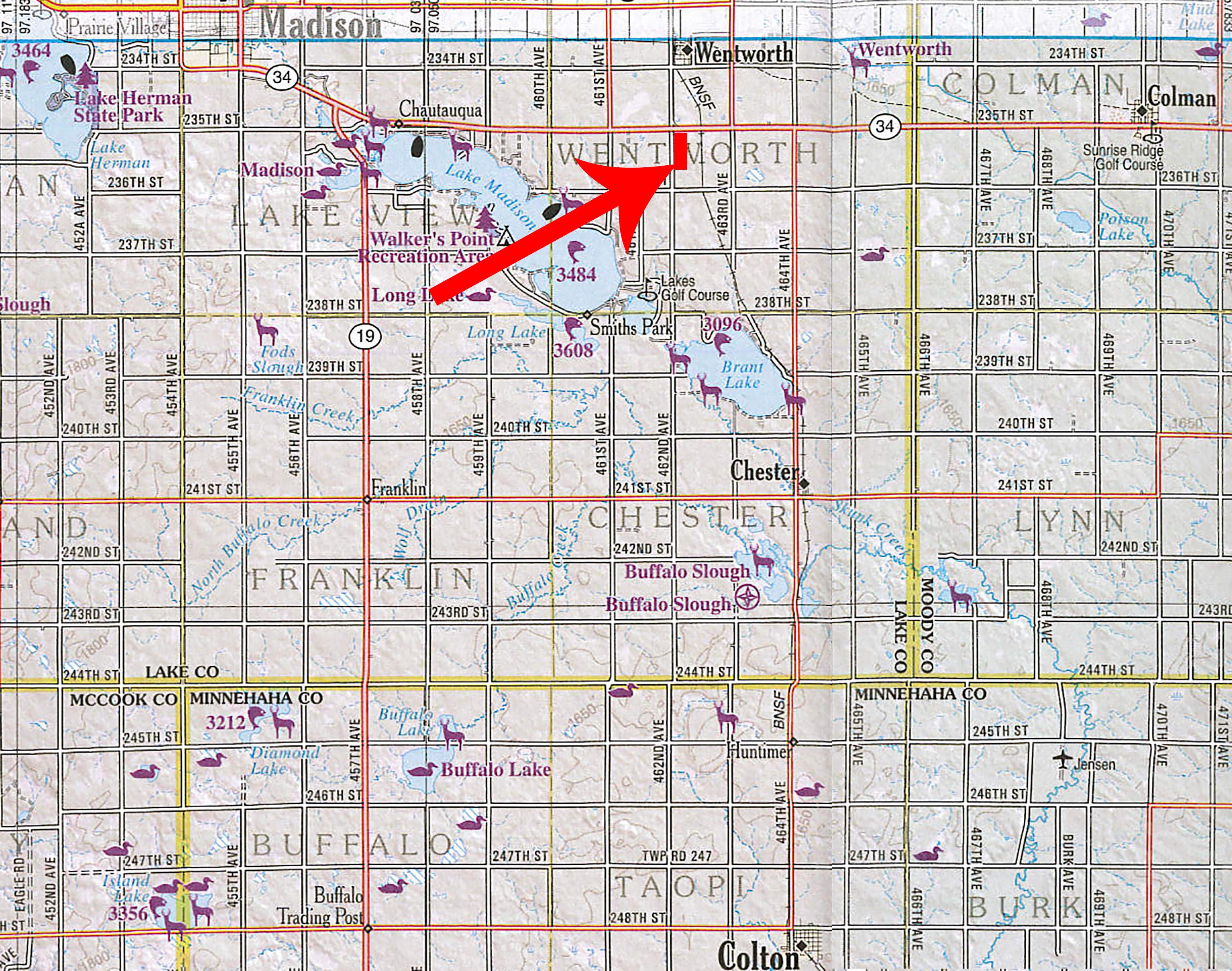 Location Map-BIR1038