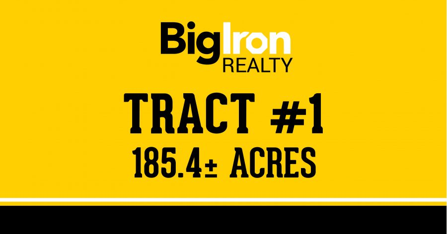 Land Auction 320.26+/- Acres Nance County, NE, selling in 2 Tracts