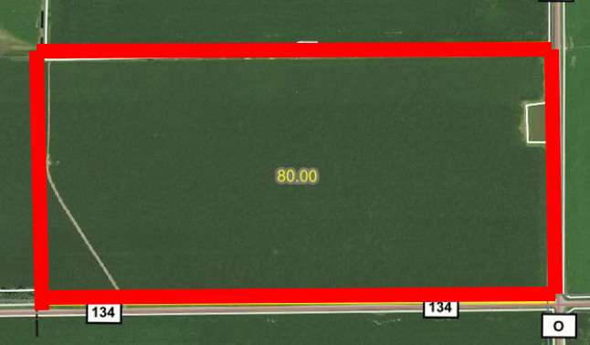 Aerial Map 1-BIR82