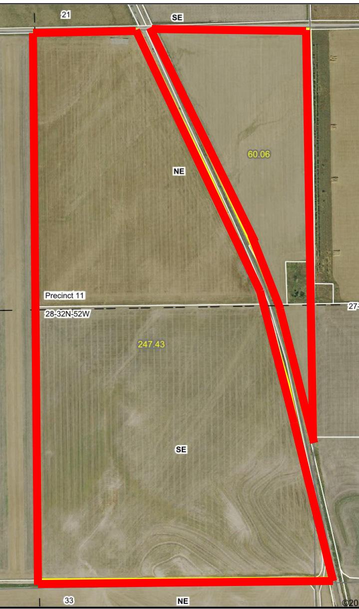 Aerial Map 3-BIR1039