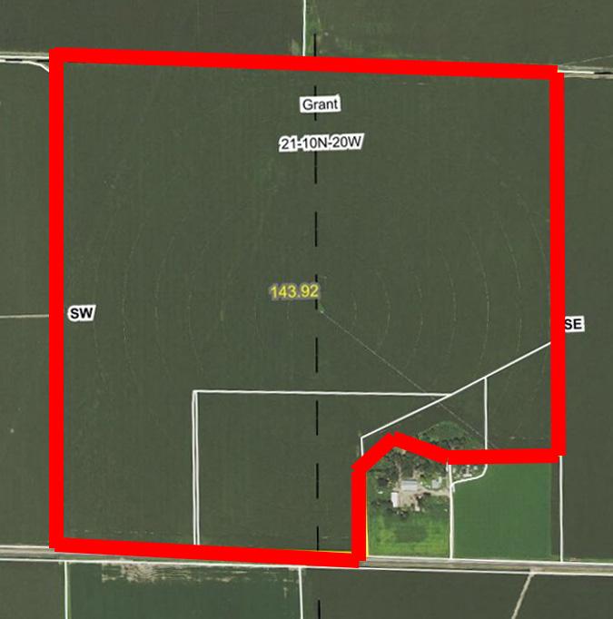 Aerial Map-BIR1040