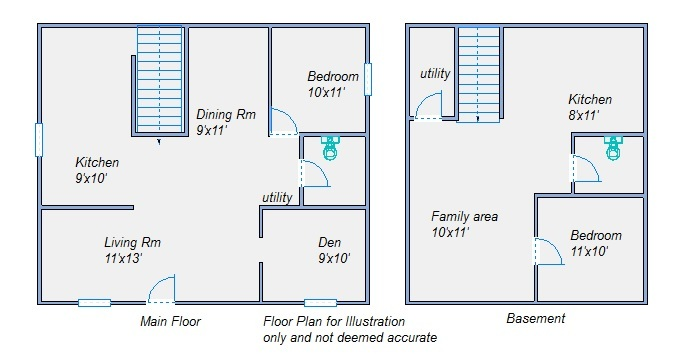 Floor Plan 360 N Nashville