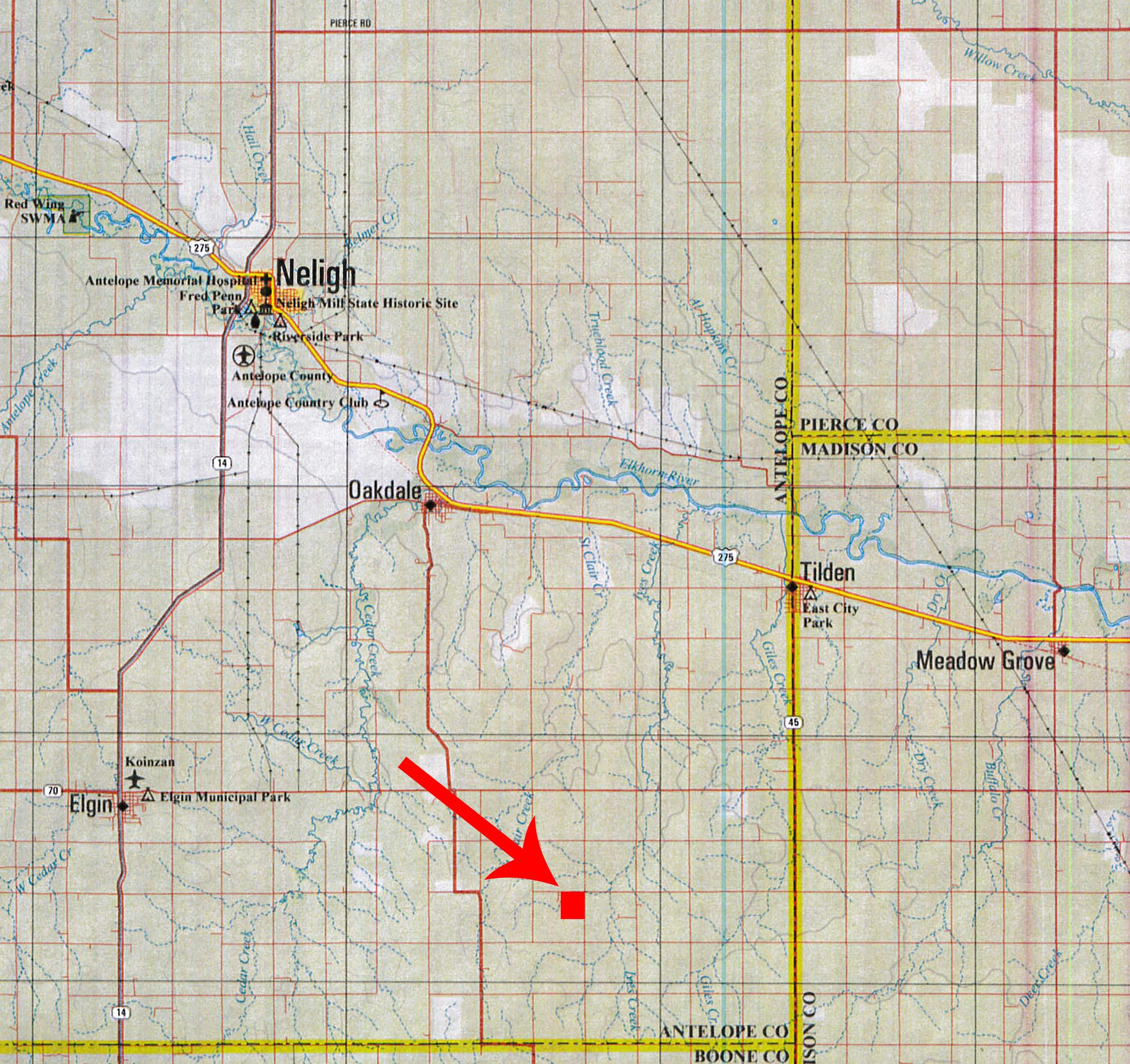 Location Map-BIR84