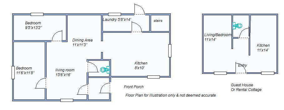 floorplan 350 E 4th