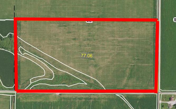 Aerial Map-BIR87