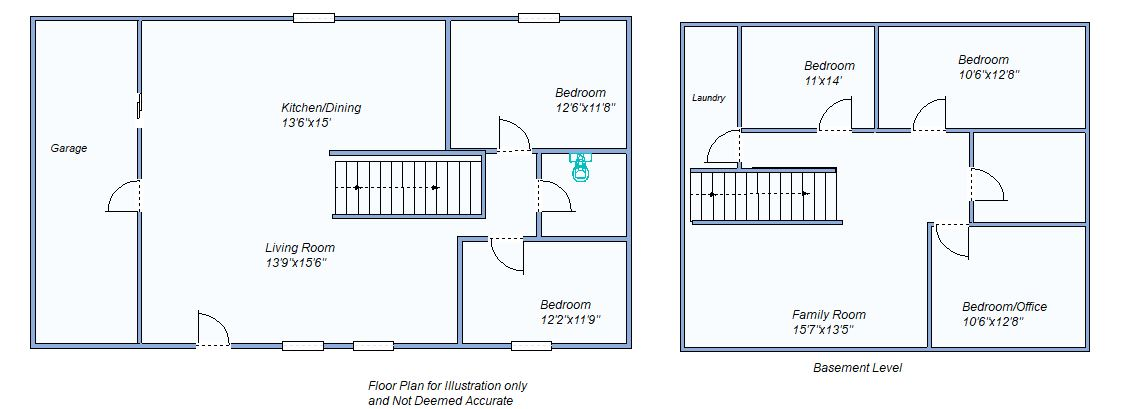 floor Plan 1102 Ct Place