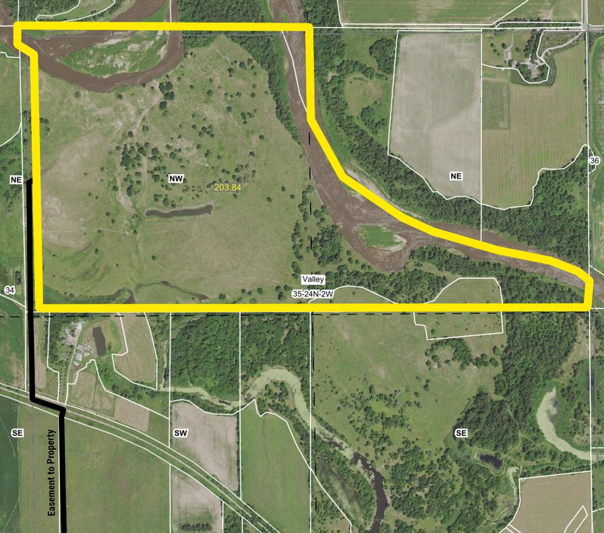 Aerial Map-BIR92
