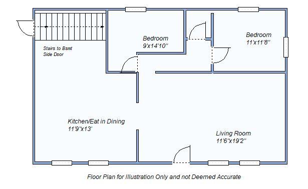 floor plan 765 S Grant