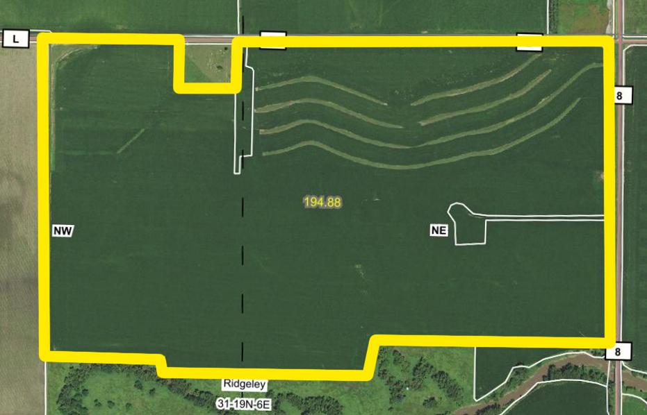 Aerial Map-BIR1053