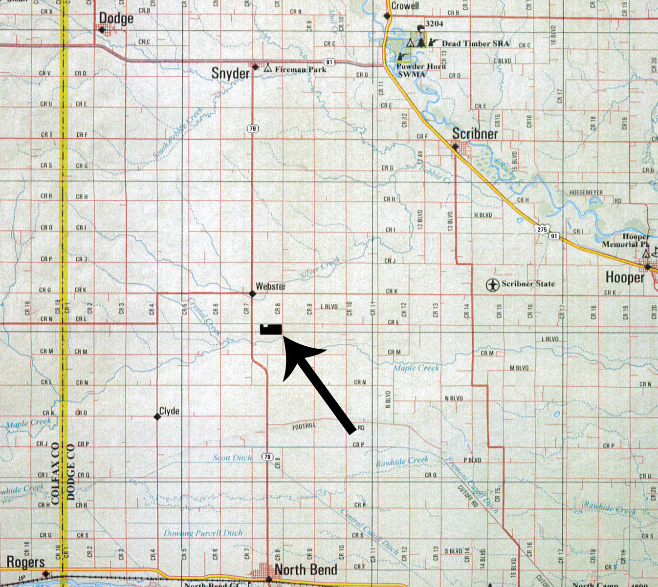 Location Map-BIR1053