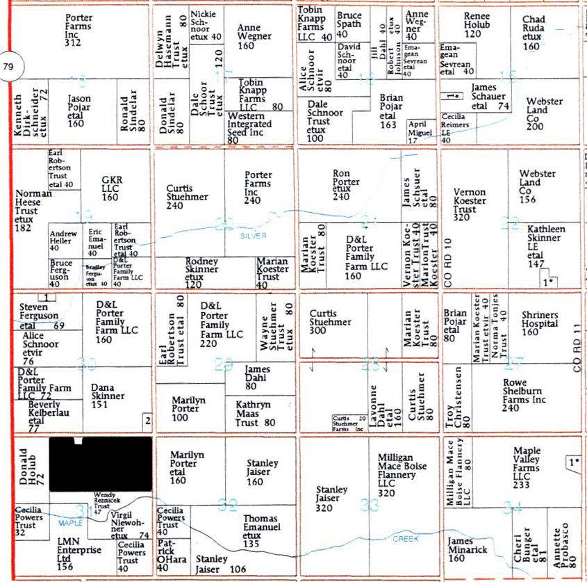 Plat Map-BIR1053
