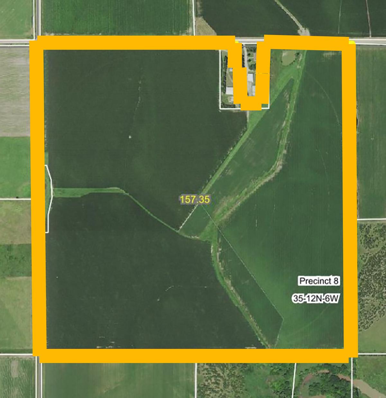 Aerial Map BIR94