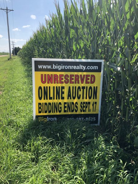 Land Auction 157.35+/- Acres Hamilton County, NE
