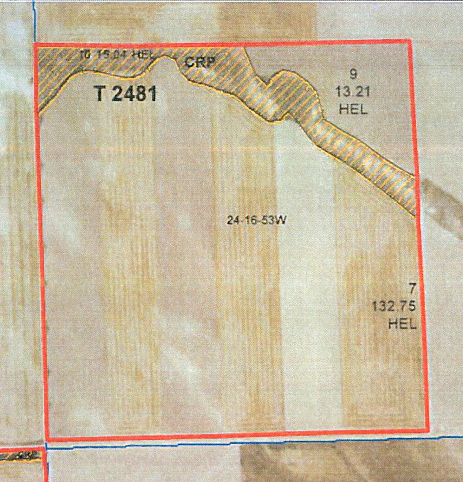 C-3 CRP Map