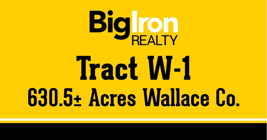 5,944.37+/- Acres Wallace & Greeley County, KS