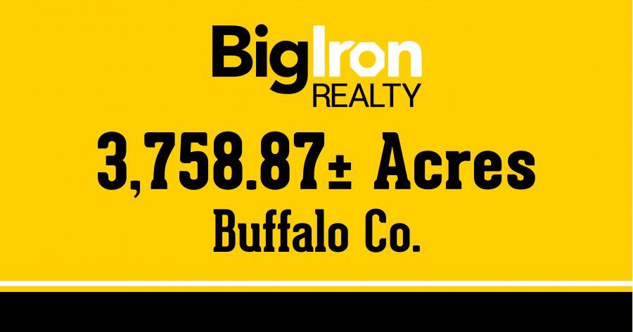 5,985.08+/- Acres Buffalo & Edmunds County, SD