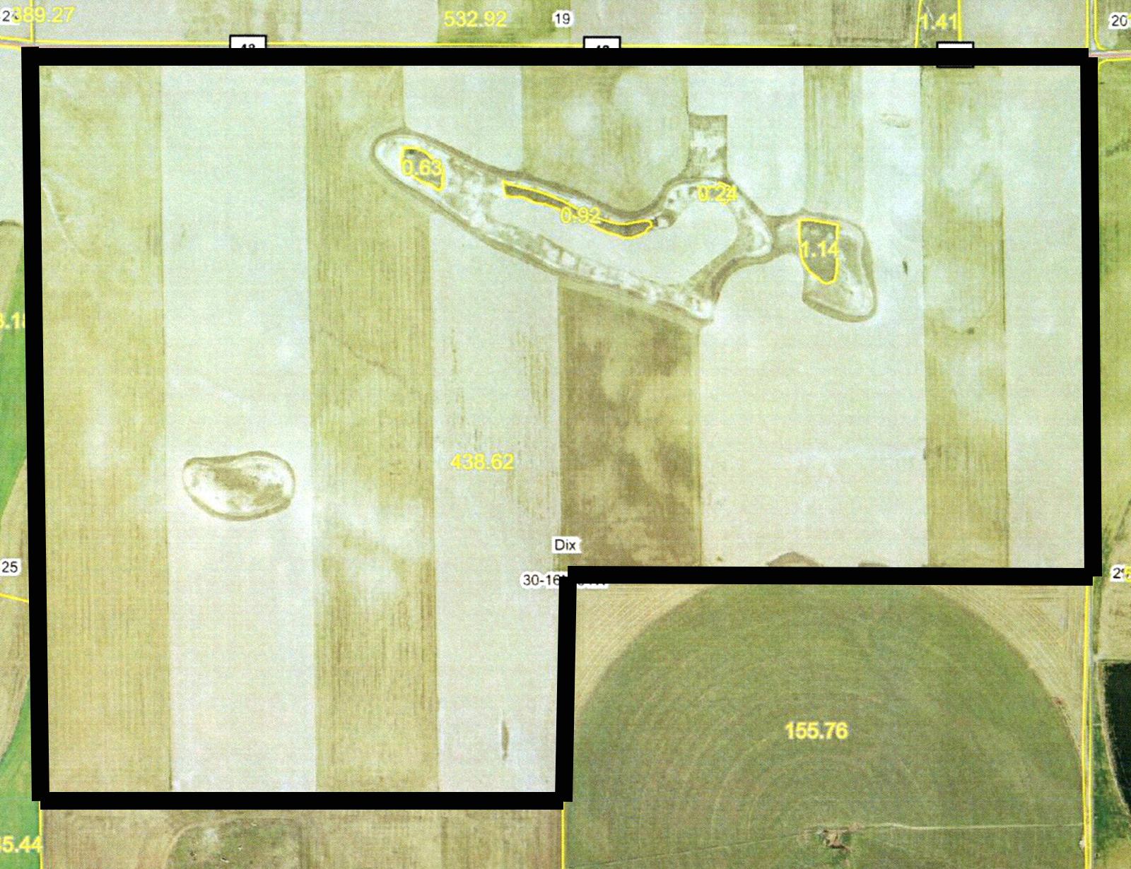 K3 Aerial Map