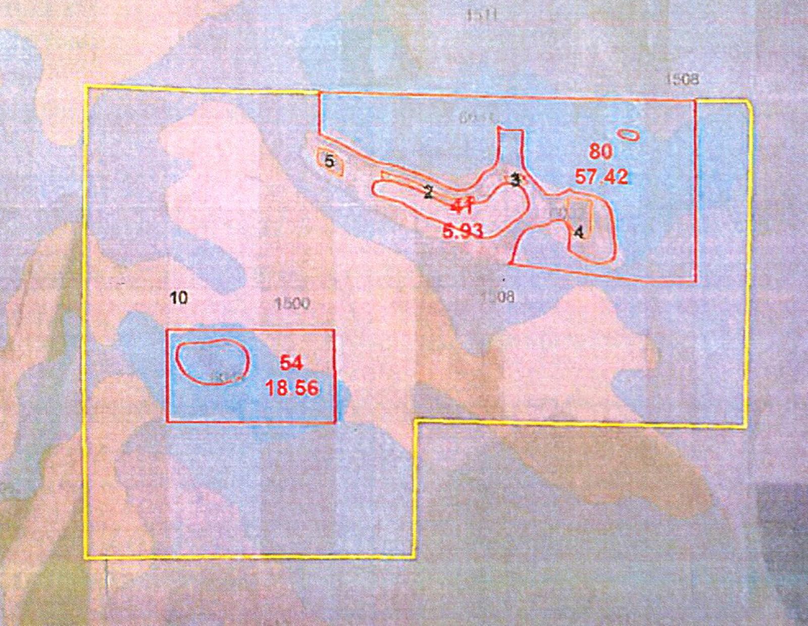 K3-CRP Map